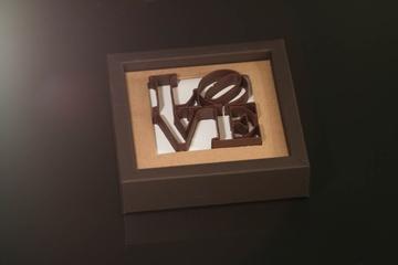 chocolate³ - deine eigene 3D gedruckte Schokolade