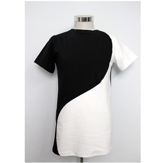 Ying-Yang Design Shirt Men