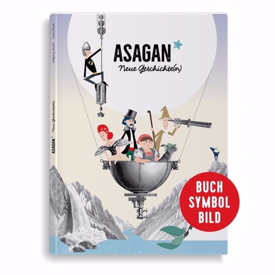 ASAGAN – das Buch