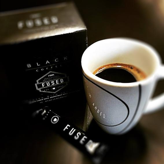 Eine schöne Tasse Kaffee