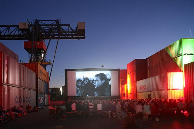 Frankfurter Kinowoche - Kino an ungewöhnlichen Orten