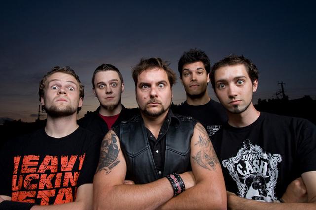 Thunder And Lightning Album Release 2013