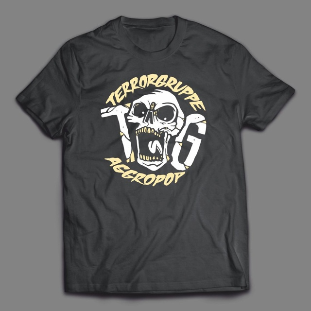 Terrorgruppe Bandshirt DNA Merch Crowdfunding
