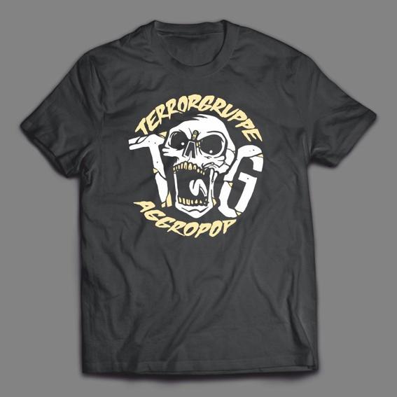 """Terrorgruppe """"Aggropop"""" T-Shirt"""