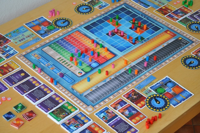 GREEN DEAL - Das Strategische Brettspiel