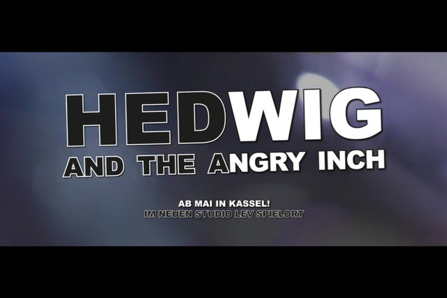 """Kultmusical """"Hedwig and the Angry Inch"""" + Spielort"""