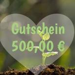 500 Euro Einkaufsgutschein limitiert