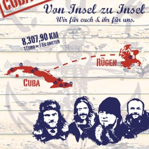 """DVD """"cuba COR libre"""" - Der Roadmovie durch den kubanischen Underground mit COR als limitierte Special Edition + Nennung im Abspann, signiert & nummeriert"""