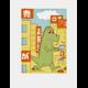 """Siebdruck """"Godzilla"""" (Ulf K.), signiert/nummeriert + POLLE #1"""