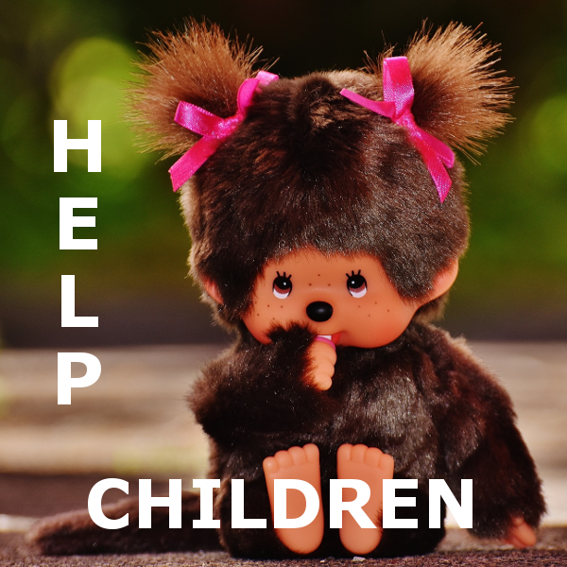 Hilf krebskranken Kindern