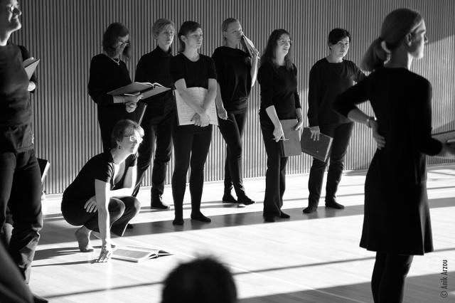 Hamlet: eine Chor-Oper
