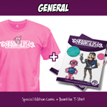 General – Special Edition + T-Shirt