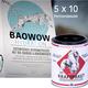 Sportlerset BAOWOW Hydration mit 50 Portionsbeuteln plus einem Kraftpaket