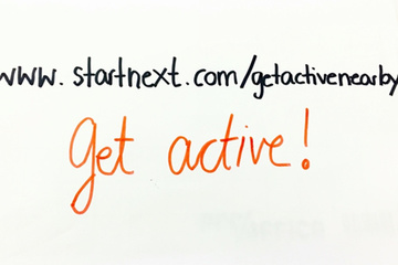 Get Active Nearby