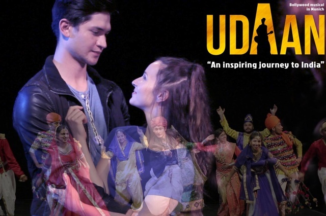 Musical UDAAN - 'an inspiring journey to India'