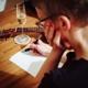Jana schreibt einen Song für Dich