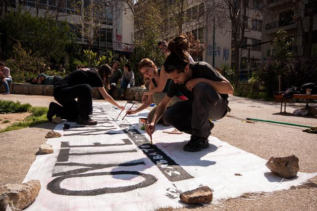 Projekt A - Eine Reise zu anarchistischen* Projekten in Europa