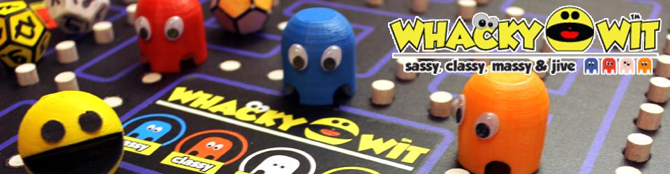 Whacky Wit - Das besondere Brettspiel