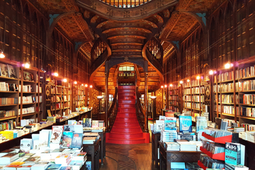 Around the world in 100 bookshops