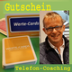 1 Set Werte-Cards + 1 Gutschein Telefon-Coaching
