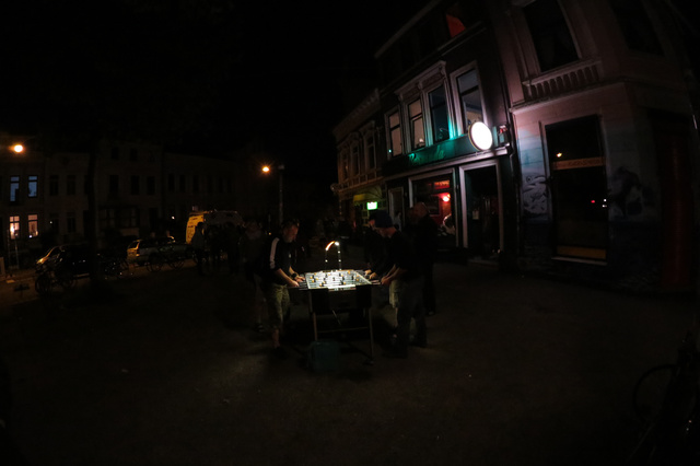 LiberLight - Lampe für Kickertisch