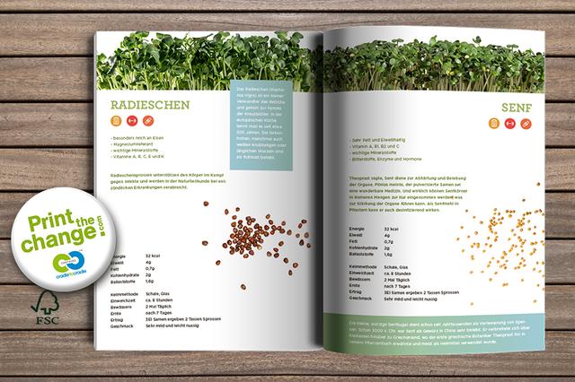Das Superfood Kochbuch von Cell Garden
