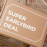 1 Jahr Membership (Super-Earlybird-Deal)