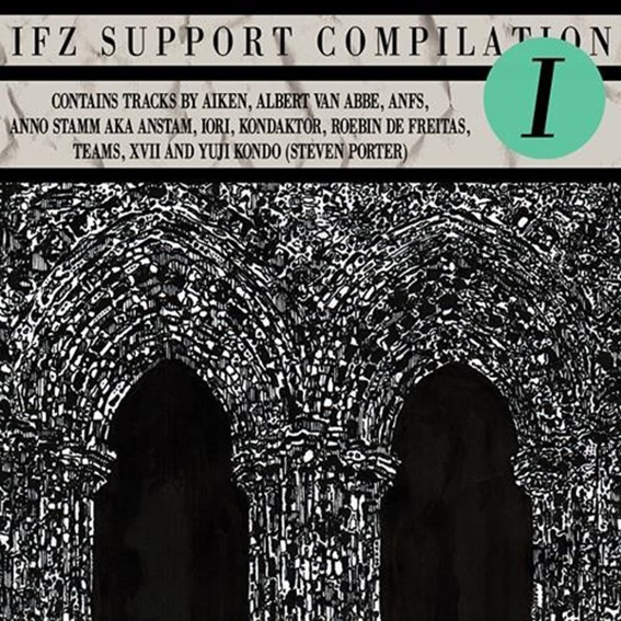 Drei Tracks deiner Wahl von der Support-Compilation