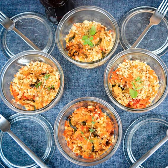 Kulinarik vom Feinsten: 5 Tagesmenüs