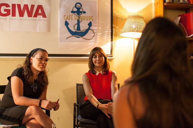 GIWA - Deutsche in Israel unterstützen