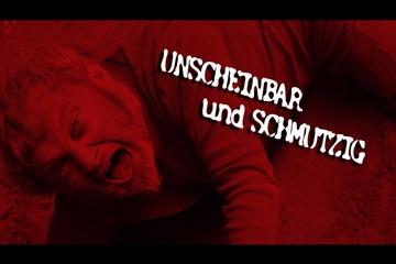 """""""Unscheinbar und schmutzig"""" eine Kurzfilm Triologie"""