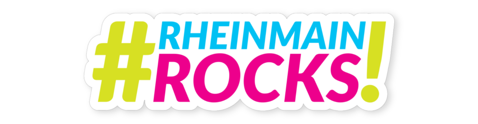 #RheinMainRocks Sticker