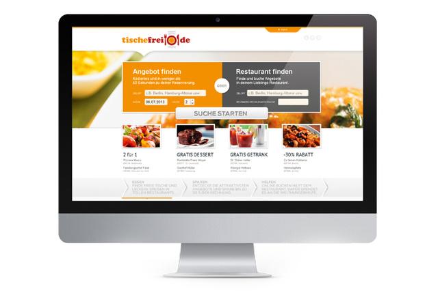Essen gehen und andere satt machen: Die tischefrei.de Mobile App