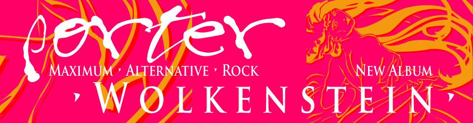 PORTER CD - Wolkenstein