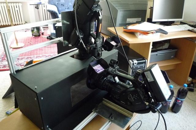 Stereo 3D Spot