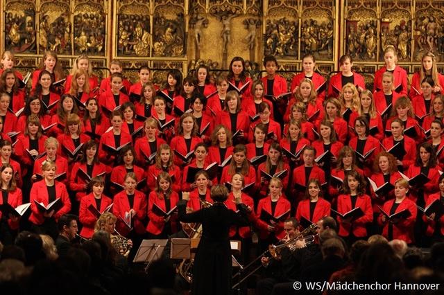 Mädchenchor Hannover auf Konzertreise nach Italien - Herbst 2015