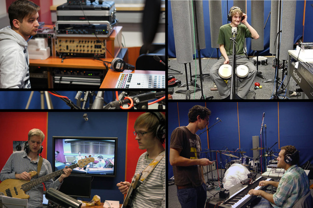 Kleinstadt Collective Debüt-Album