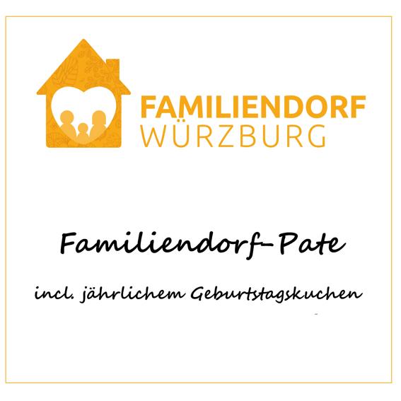 Familienddorf-Pate (incl. Geburtstagskuchen!)