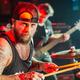 Schlagzeug-Unterricht bei Jarek