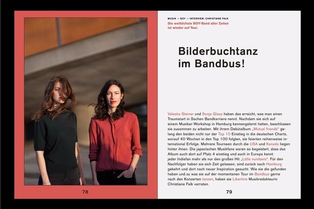 LIBERTINE Magazin – In Love With Women
