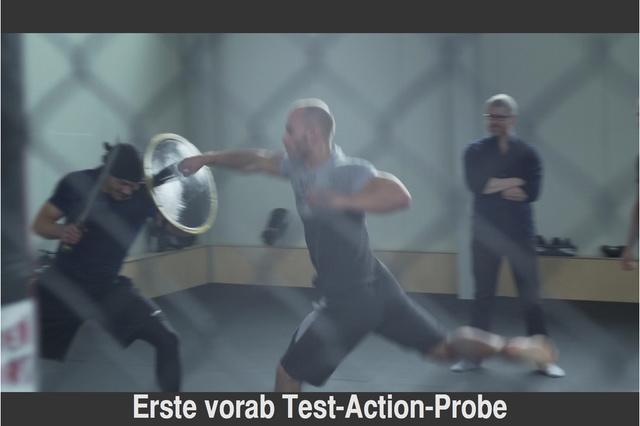 WALHALLA - 360º Action Short Movie mit FLYING UWE