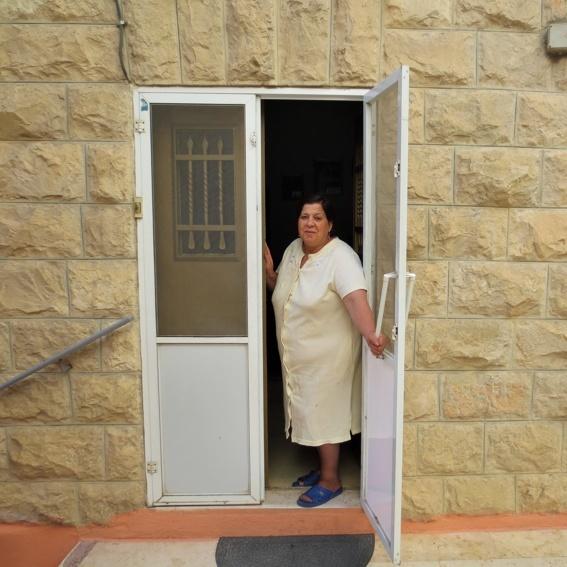 One week accommodation in Bethlehem (incl. breakfast)