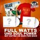 """""""Full Watts & Soul Power"""" - Package"""
