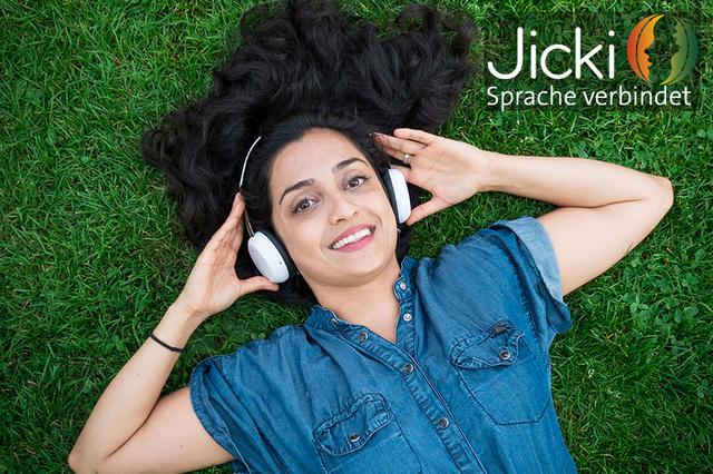 Jicki - Sprache verbindet | يكي - اللغة يجمع