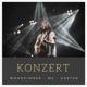 Konzert in Garten/Wohnzimmer/WG (Solo)