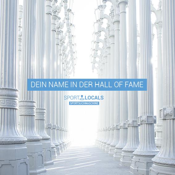 Nennung Hall of Fame