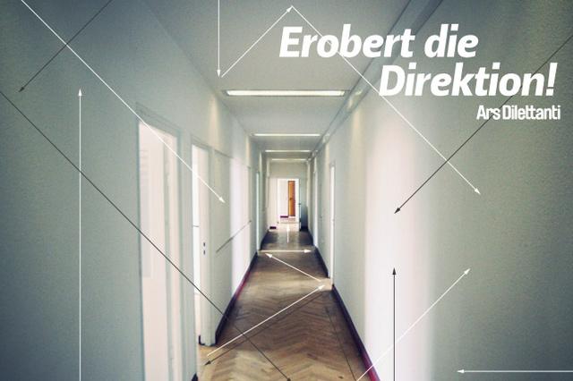 Ars Dilettanti - Dezentrale, unabhängige und befristete Kunstansammlung