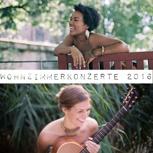 Wohnzimmerkonzert Duo / Hanna Sikasa