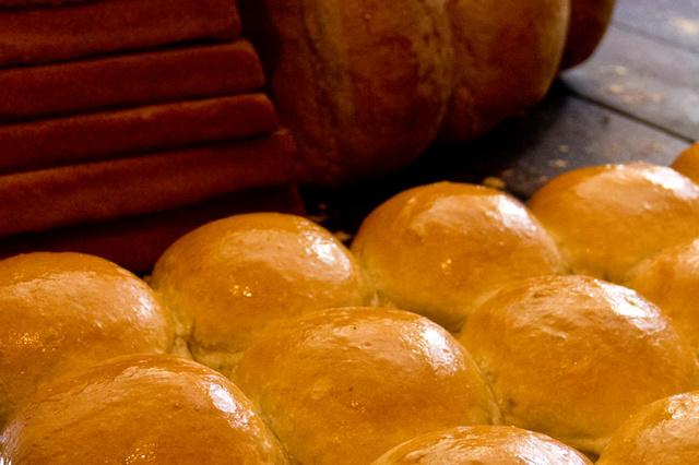 Albanische Dorfbäckerinnen für das Brotfest in Rauris