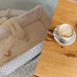 Kaffee und Kuchen mit Susanne Mierau